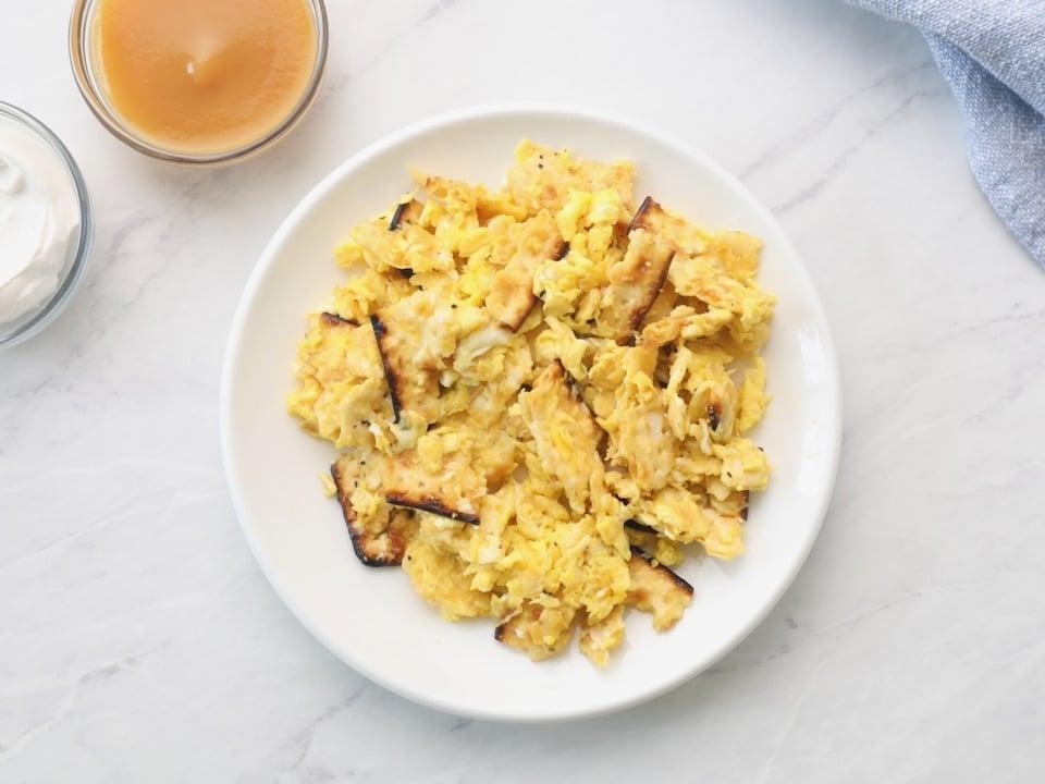 Matzo Brei Recipe For Passover Breakfast