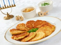 These latkes are a traditional Ashkenazi Jews dish.