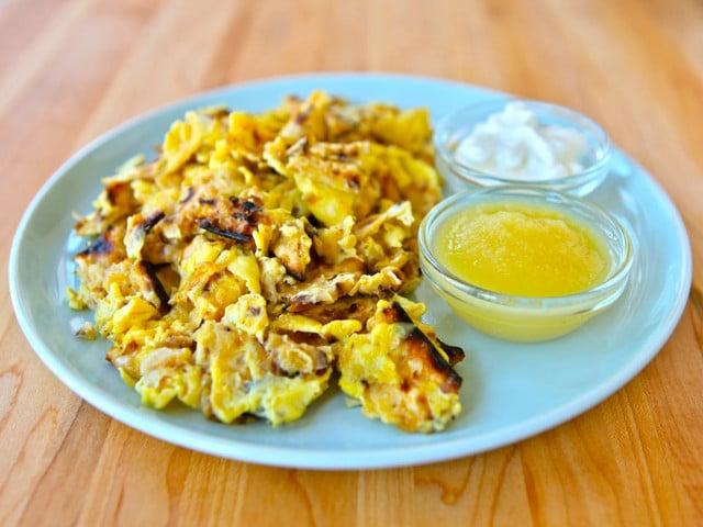 Matzo Brei - Passover Breakfast Recipe