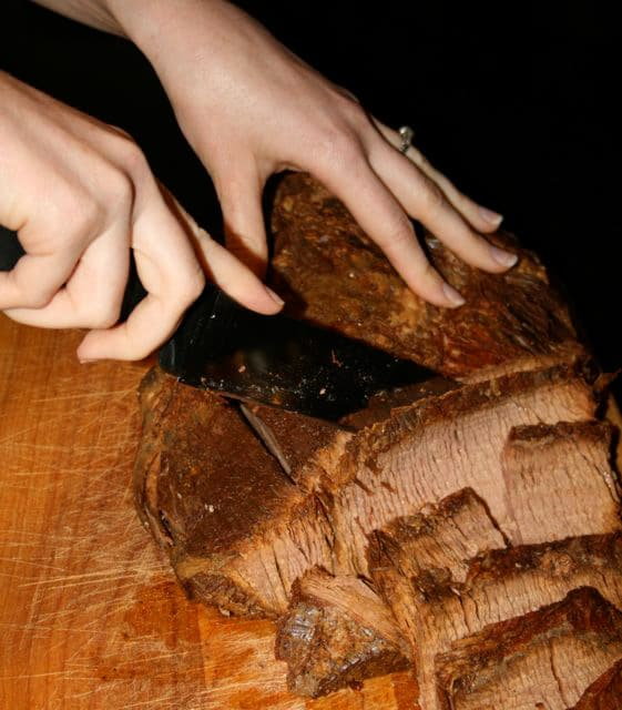 Let's Talk Brisket