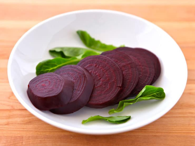 How to Roast Beets - Learn a simple process for roasting beets in the oven, peeling and prepping roasted beets. Step-by-step photos, tutorial, cooking how to.