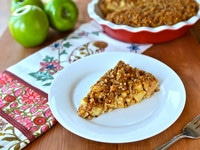 Passover Apple Pecan Pie 1