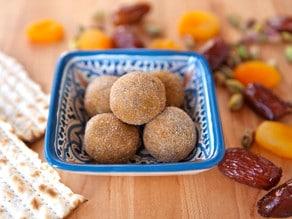 Sephardic Charoset Truffles 2