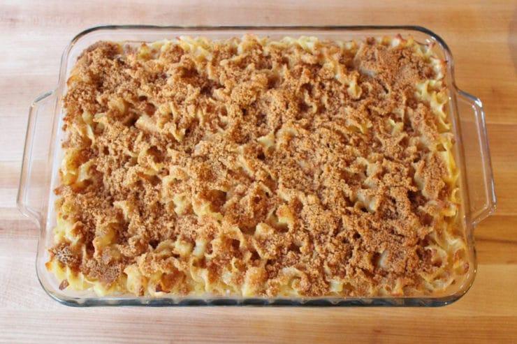print recipe yum creamy noodle kugel 10 kugel ingredients 1