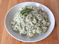 Independence Day Potato Salad 1