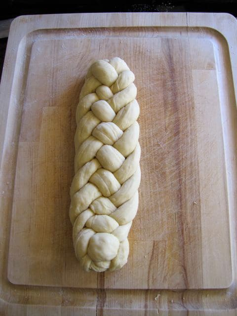 Challah Part 2: How to Braid Challah
