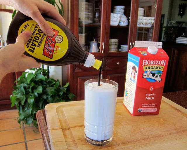 How to Make a Chocolate Egg Cream at Home - How to make a deli-style chocolate egg cream at home, whether you have a soda siphon or not!
