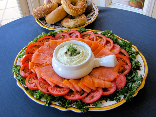 Yom Kippur Break Fast Menu - Check out my article on BonAppetit.com, featuring an easy Break-Fast menu for Yom Kippur, including three new recipes.