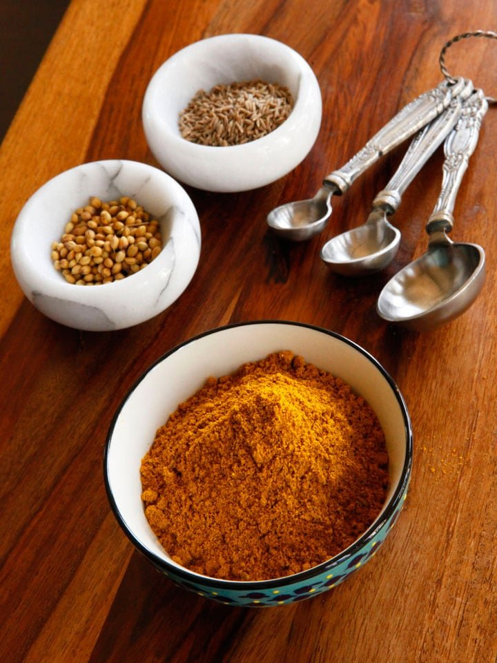 Yemenite Hawayej Spice Blend - How to make Yemenite hawayej spice blend from scratch using whole spices and seeds or pre-ground spices. Using whole spices provides maximum flavor.