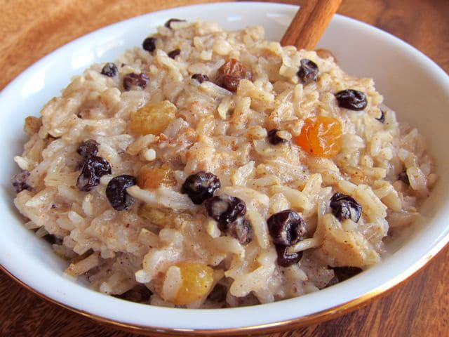 Tudor Dynasty Rice Pudding