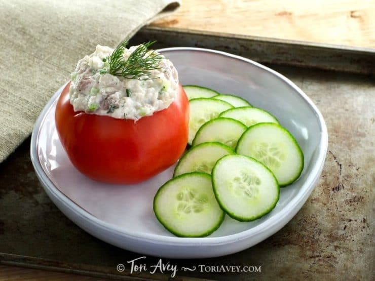 "Whitefish Salad - The history of smoked fish, ""appetizing"", and a recipe for Jewish whitefish salad with celery and herbs. Kosher, dairy or pareve."