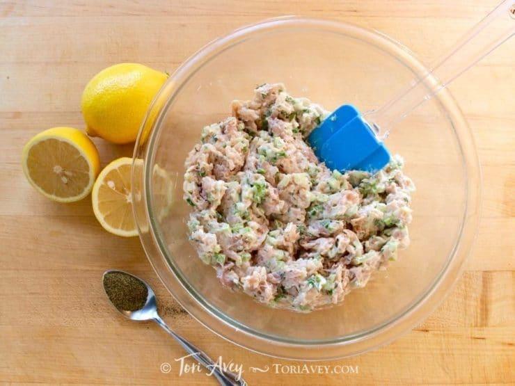 Whitefish Salad - The history of smoked fish,