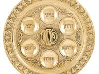 Gold sedar plate