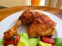 Aromatic Lemon Chili Chicken