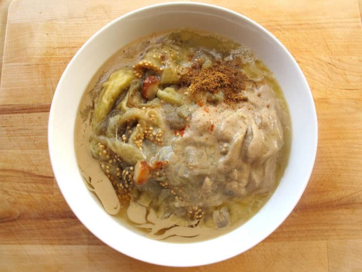 baba ganoush 8887 baba ganoush eggplant dip roasted eggplant baba