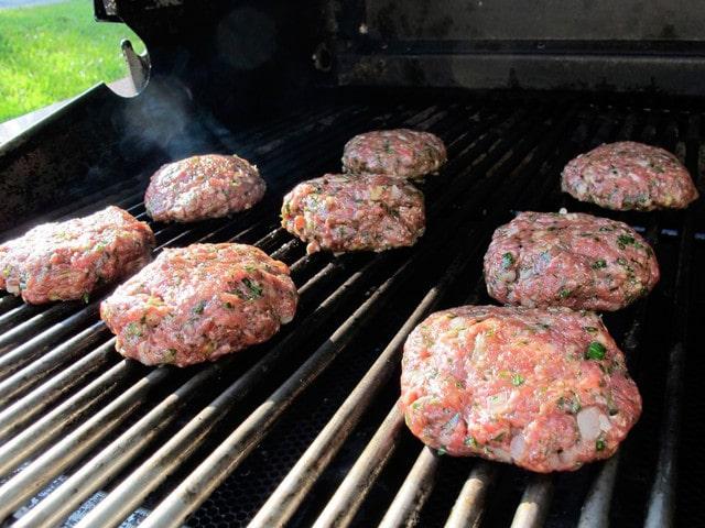 Ima Burgers - Kosher Mini-Burgers with Sephardic Spices