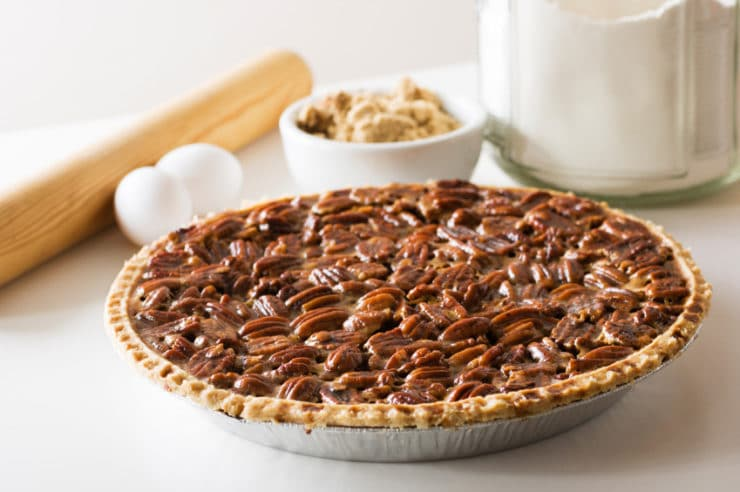 an introduction to the history of pecan pie History of pie a la mode, cambridge hotel i'll have what they're having – legendary local cuisine, by linda stradley, globe pequot press, guilford, connecticut .