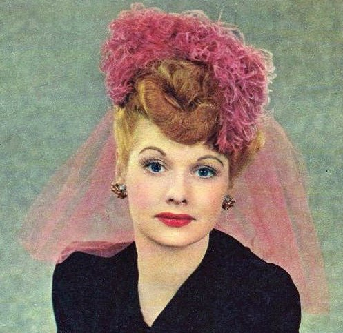 Happy Birthday Lucille Ball!