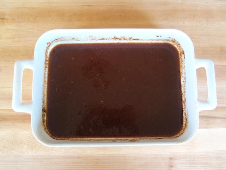 Pomegranate Molasses Brisket 5