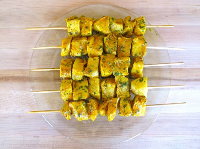 Sephardic Fish Skewers Recipes — Dishmaps
