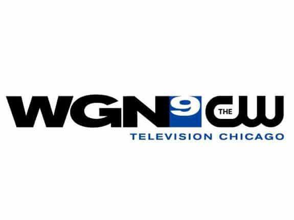 WGN 9 Chicago Lunchbreak Segment