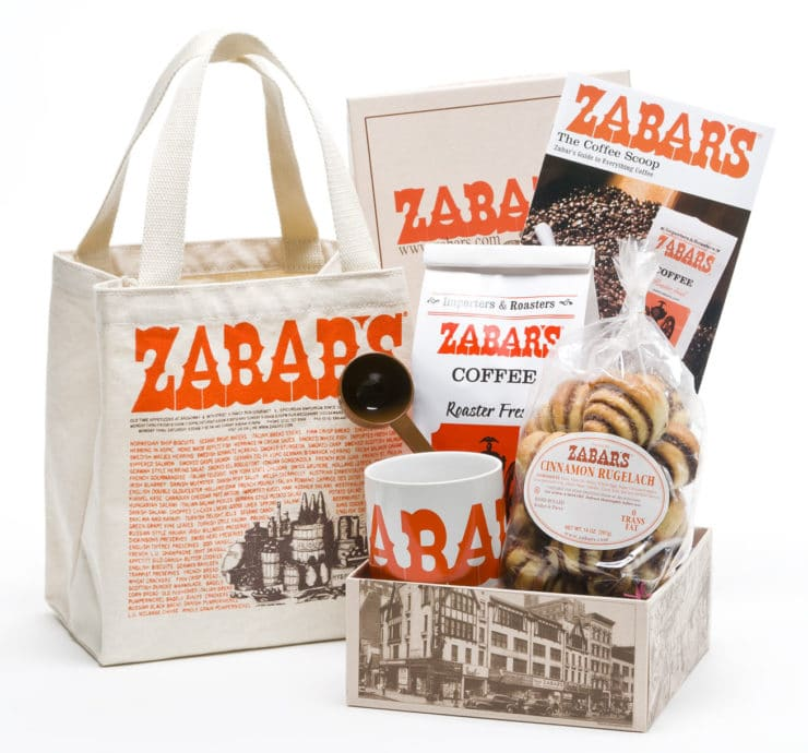Contest Giveaway – Welcome to Zabar's Gift Box