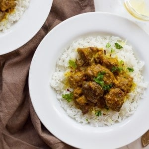 Persian Lamb Stew
