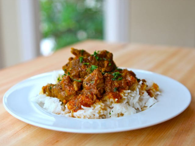 Persian Lamb Stew | Tori Avey