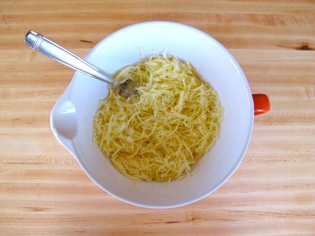 Crispy Yukon Gold Latkes - Gluten Free Recipe