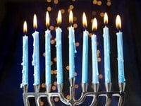 Menorah Cropped