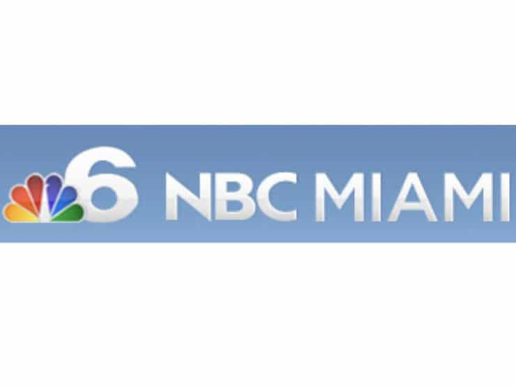 Live Miami at 11 on NBC 6 – 12.22.11