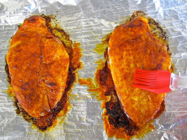 Smoked Paprika Chicken - Fast, Easy, Healthy Recipe