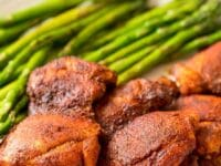Smoked Paprika Chicken Pinterest Pin on ToriAvey.com