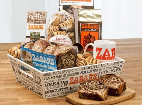 Contest Giveaway – Zabar's Babka and Rugelach Crate