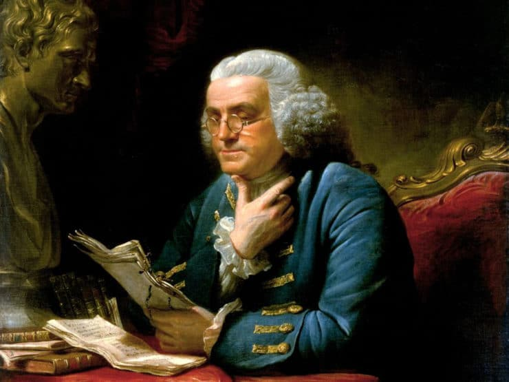 Benjamin Franklin – A Founding Foodie