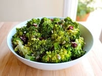 Broccoli Craisin Salad Main