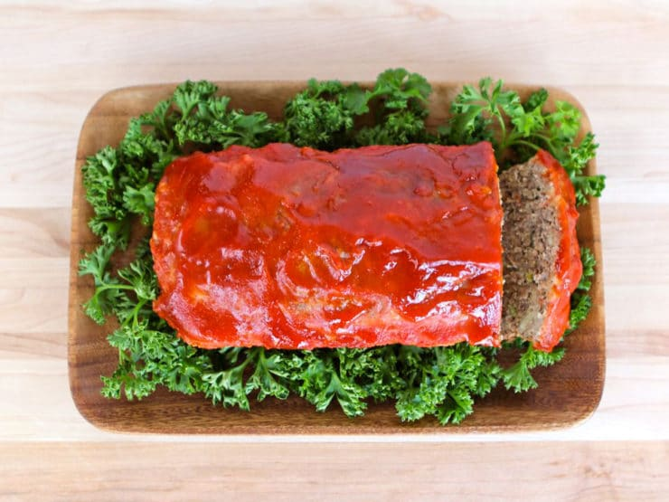 What Elvis Presley Ate – Sunday Meatloaf