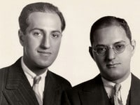 Gershwin Bros Horizontal Crop