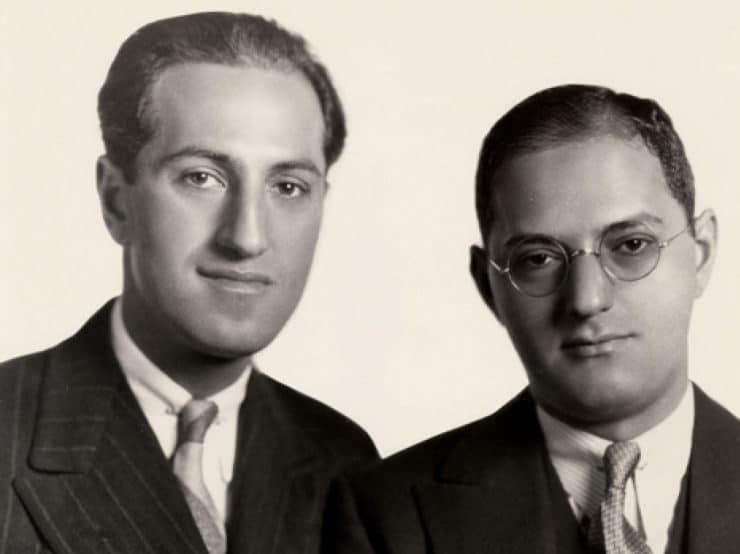 Gershwin's Roly Poly Lyrics