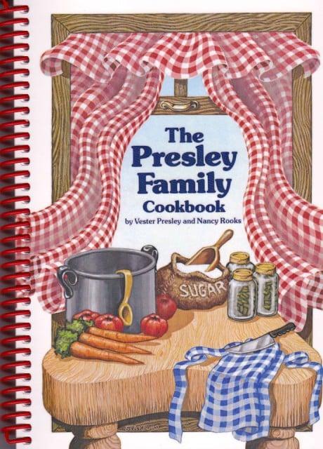 Family Cookbook Cover : Elvis presley s sunday meatloaf recipe fit for a king