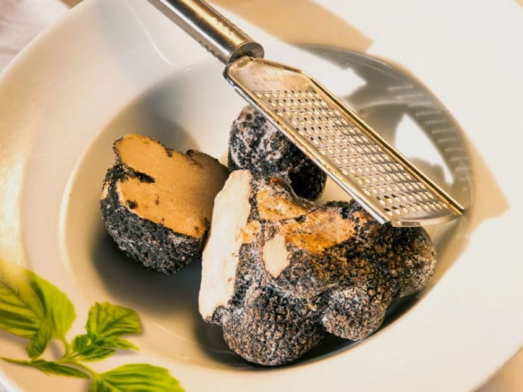 The Great Truffle Debate - Truffles are the most expensive food in the world, worth their weight in gold because of their scarcity. Are truffles really worth all this fuss?