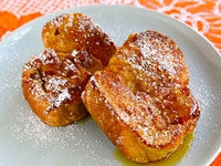 Challah French Toast Main