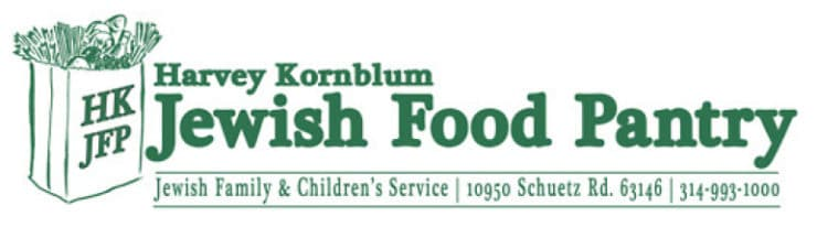 Harvey Kornblum Jewish Food Pantry