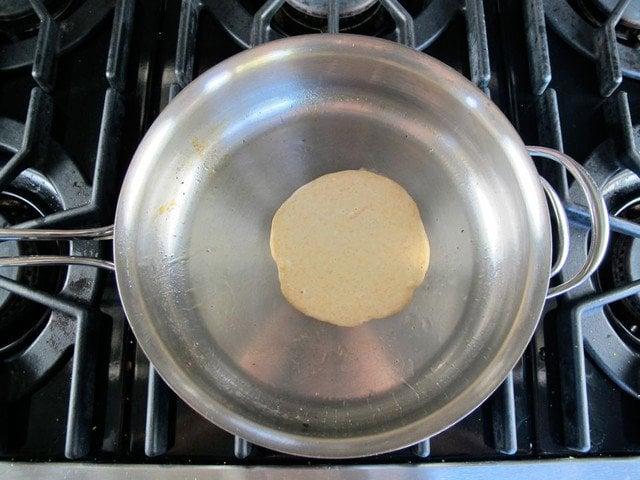 Rosa Parks' Featherlite Peanut Butter Pancakes