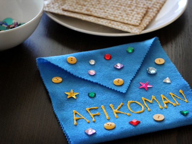 Afikoman Bag for Passover
