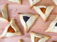 Pinterest pin for Buttery Hamantaschen on ToriAvey.com