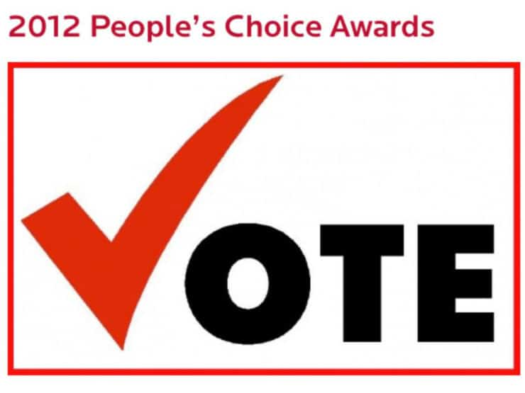 IACP People's Choice Awards – Please Vote!
