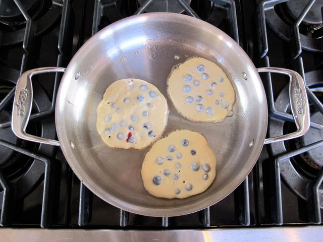 Ree's Lemon Blueberry Pancakes - The Pioneer Woman Cooks