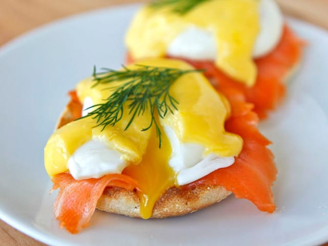 Nova Lox Benedict - Easy Delicious Recipe