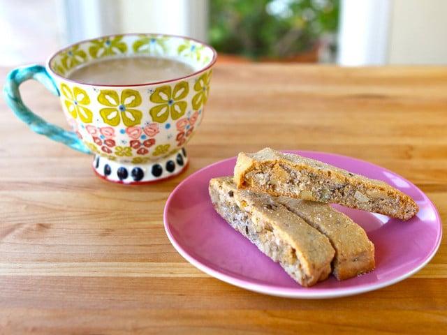 Mary Goldberg's Passover Mandel Bread
